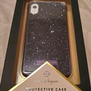 Black Swarovski Crystal Case I0hobe ZE Case